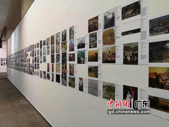 从第二届深圳大芬国际油画双年展部分参赛作品。大芬双年展组委会 供图