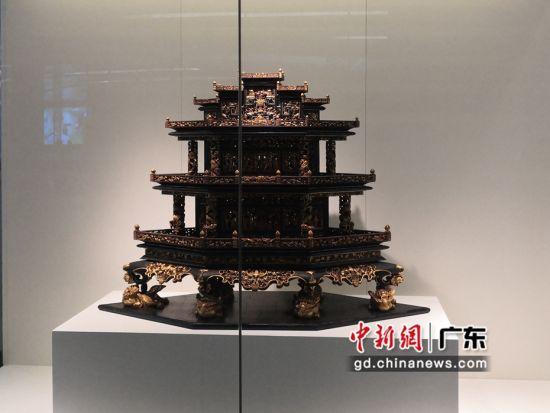 """""""影响世界的中国非遗――非遗见证广州与世界的对话""""展览8月8日正式开放。陈溪如供图"""