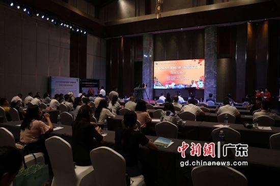 12日,广东温泉胜地清远市佛冈县一口气推出多个2020年秋季旅游新产品。钟欣 摄