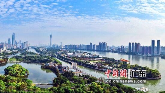广州园林绿化成效显著(资料图)。通讯员 供图