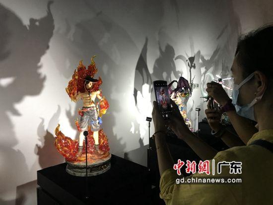 创意文化节广州举办 蔡敏婕摄