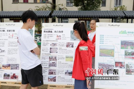 活动共形成了2份全域旅游战列建议报告和2份线路策划方案。曲洪博、邓其乐 摄