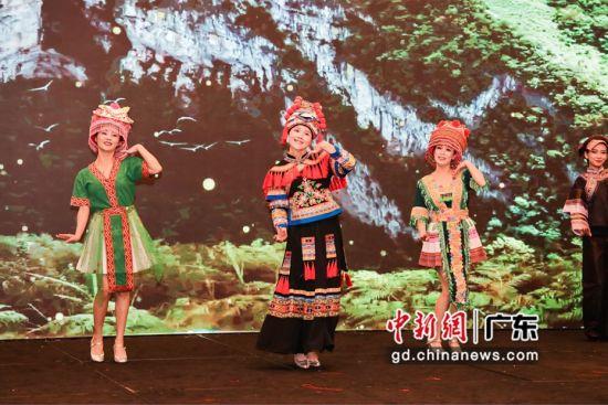 20年广西・百色文化旅游宣传暨大健康产业招商推介会在广州举办。主办方 供图