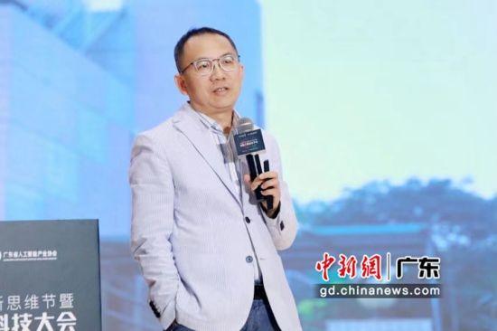 广州创新企业联盟第二任会长、芬尼科技创始人宗毅。 广州创新企业联盟 供图