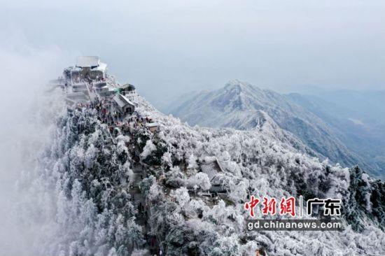 南岳衡山位于湖南省衡阳市南岳区(资料图)。通讯员 供图