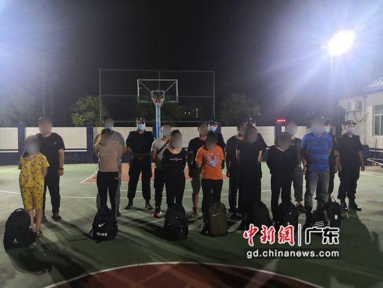 """广东海警局开展""""净海2020""""专项行动。"""