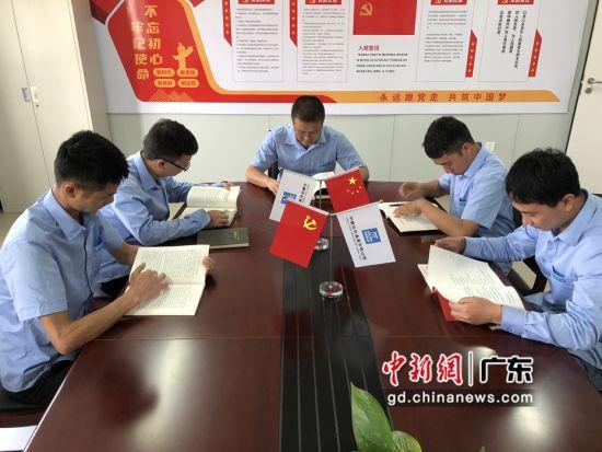 """开办""""党史读书班"""" 作者 张旭晖"""