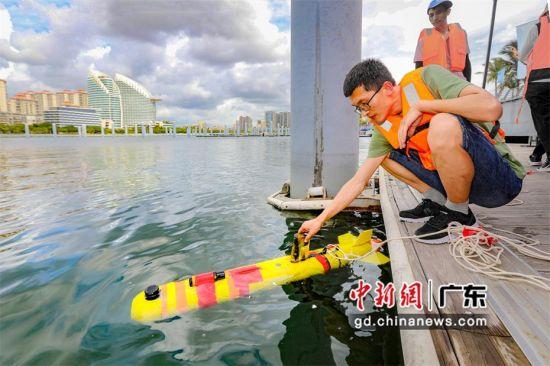 2021年全國水下機器人(湛江)大賽落幕