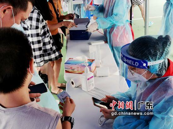 廣州稅務部門組織志愿者支援廣州抗疫