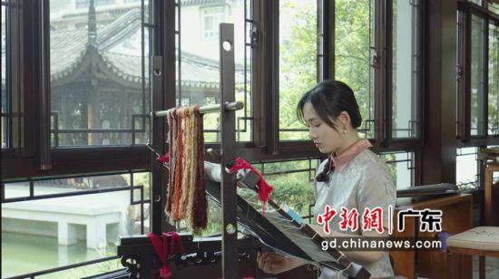 """當非遺""""遇上""""短視頻:傳統古老技藝煥新活力"""