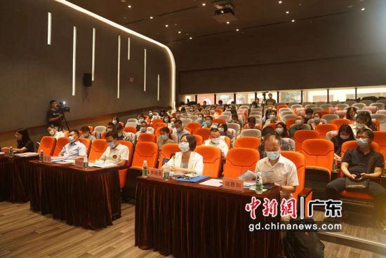 启动仪式现场 作者 广州市科技局