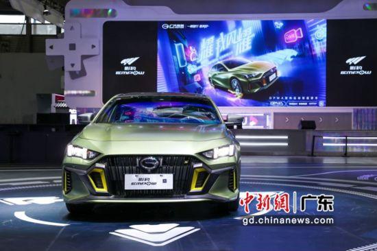 """广汽传祺""""影豹""""车型8月1日上市。 作者 丽欣"""