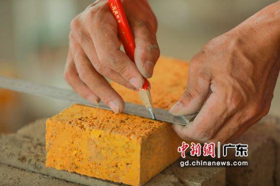建筑工匠技能竞赛在广州启动 逾50名选手同场竞技