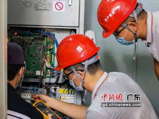 智慧管理筑牢江门特种设备安全防范底线 作者 江门市市场监督管理局供图