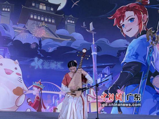 广州花城汇喜迎十周岁。