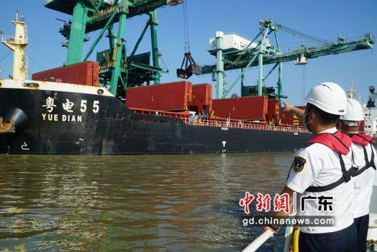 最强冷空气来袭  广州海事畅通重点能源物资水上运输