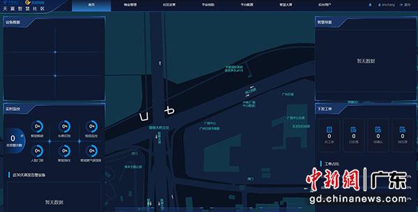 中国电信天翼智慧社区提升社区治理精细化水平 天翼物联供图