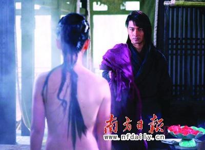豪门贵妇王艳笑谈激情戏:我怎么可能全裸?图