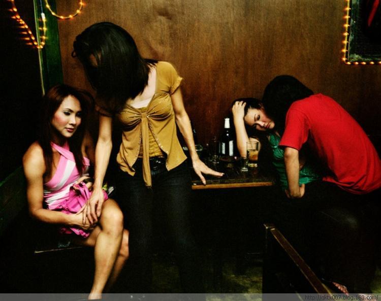 图片故事:泰国第三性真实生活组图