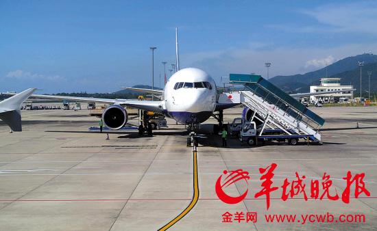 惠州搞珠三角第三大机场 复航工作完成时间未定