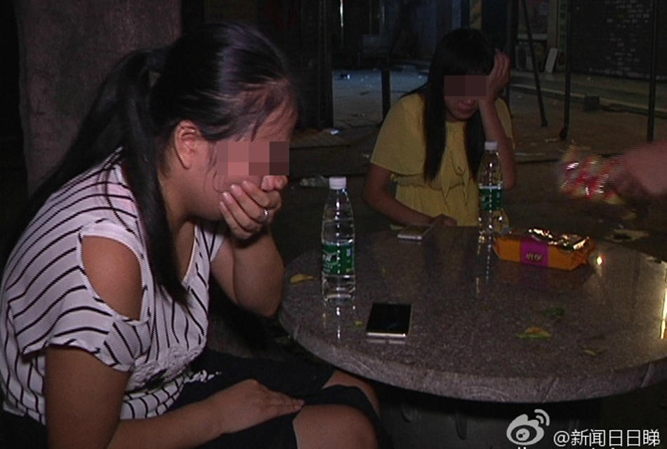 妙龄姐妹称遭父亲强奸 流浪广州
